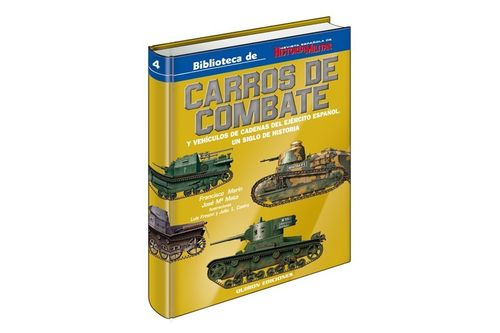 BATTLE TANKS OF SPANISH ARMY VOL 1