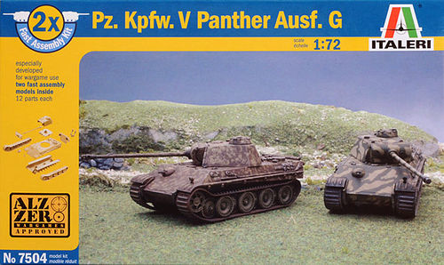 PANTHER  GERMAN TANK