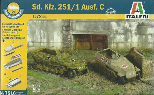 GERMAN KFZ 251 C