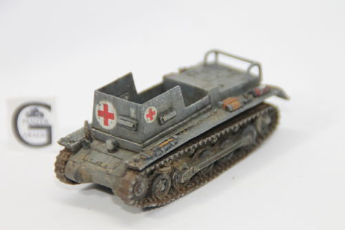Pz I B  AMBULANCE CONVERSION + KIT Pz I B