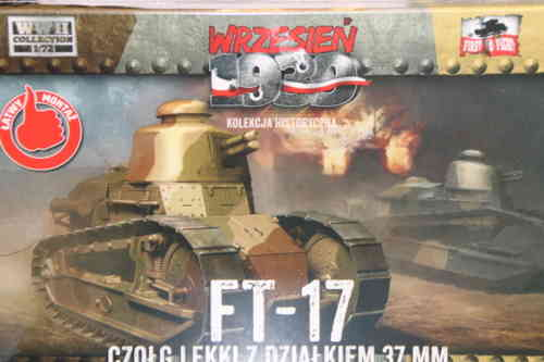 FT-17  GUN 37MM
