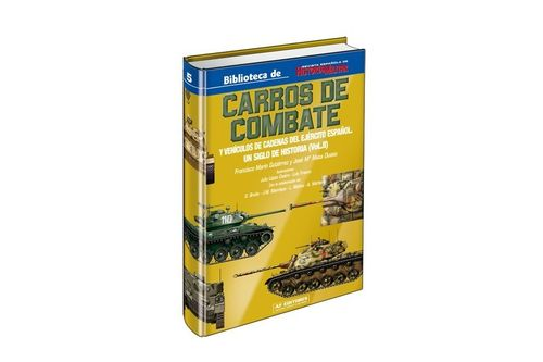 BATTLE TANKS OF SPANISH ARMY VOL 2
