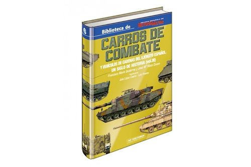 BATTLE TANKS OF SPANISH ARMY VOL 3