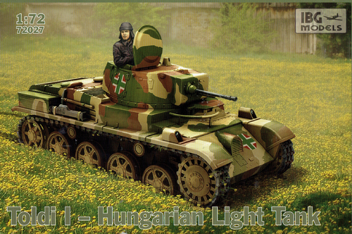 TOLDI I LIGHT TANK