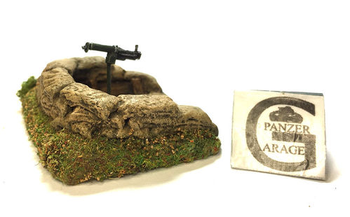 POSITION ANTIAIRCRAFT MG  08