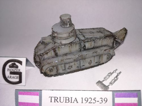 TANQUE TRUBIA 1925-39
