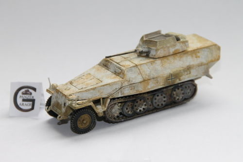 CONVERSION SDKFZ 251/23 +KIT PSC
