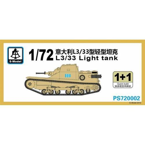 L3/33  LIGHT TANK 1 KIT
