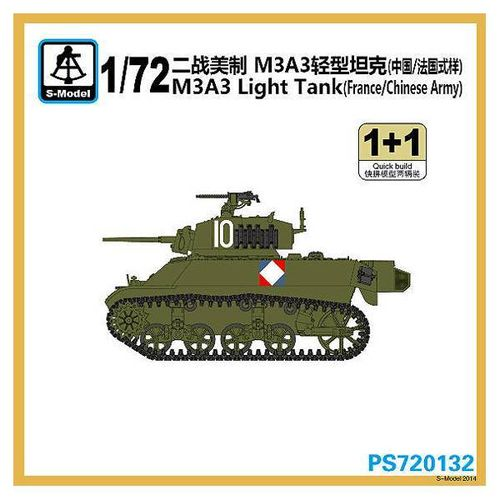 M3 A 3 FRANCE CHINESE(1Und)
