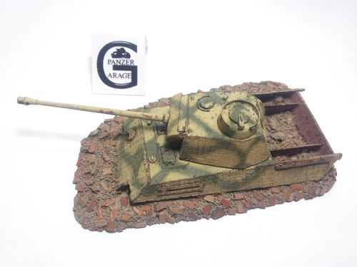 PANTHER ESTATICO  ALEMANIA 1945