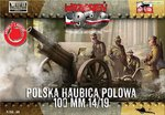 POLISH GUN 100MM 14/19.