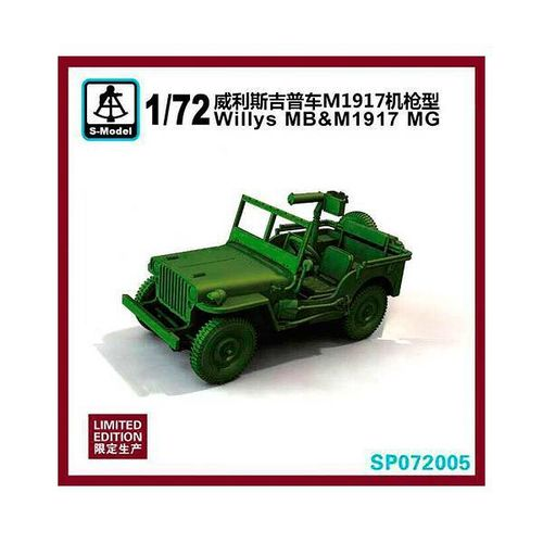 WILLYS MB1917MG 1 KIT
