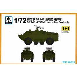 9P148 ATGM LAUNCHER VEHICLE 1 KIT