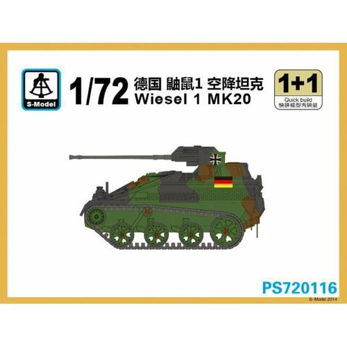 WIESEL1 MK20 1 KIT GERMAN  LIGHT TANK