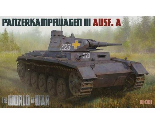 GERMAN PANZER III A