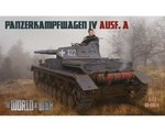 GERMAN PANZER IV A