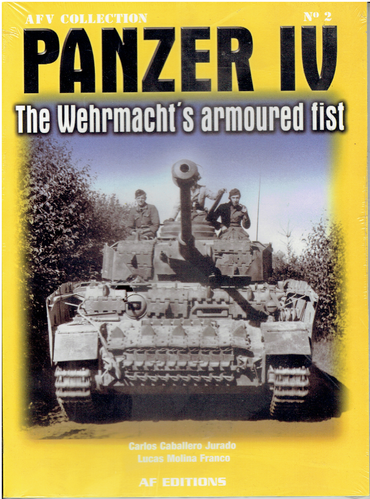 PANZER IV ENGLISH TEXT