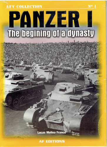 PANZER I. THE BEGINNING OF A DYNASTY