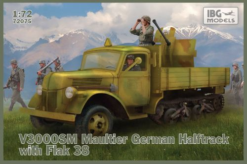 V3000S FORD MAULTIER FLAK 38