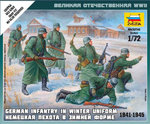 GERMAN INFANTRY IN WINTER