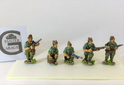 INFANTRY OF SPANISH LEGION 1936-39.